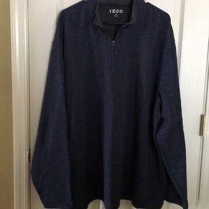 IZOD 3/4 Zip Pullover